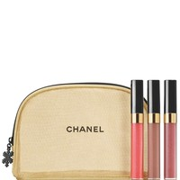 GIVE IT SHINE Glossimer Trio - GIVE IT SHINE - Chanel Makeup