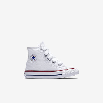 The Converse Chuck Taylor All Star High Top (2c-10c) Infant/Toddler Shoe.