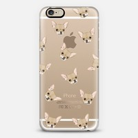 CHIHUAHUAS iPhone 6 case by Katie Reed | Casetify