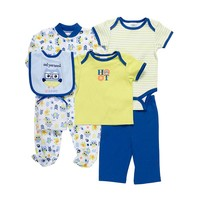Baby Gear Animal Sleep & Play Set - Baby Boy, Size: