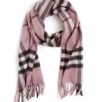 Burberry Giant Check Cashmere Scarf | Bloomingdales's