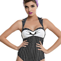 The Nightmare Before Christmas Jack Skellington Swimsuit