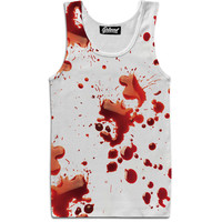 Blood Splatter Tank