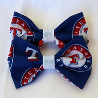 Texas RangersClip-On Bow