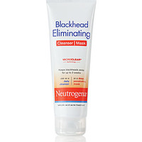 Blackhead Eliminating Cleanser Mask | Neutrogena®
