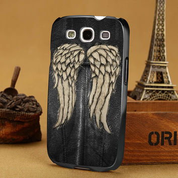 daryl dixion logo wing the walking dead for iPhone 4/4s,iPhone 5/5s,5c,6 samsung galaxy S3,S4,S5, hard case