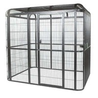 "A&E Cage Co. 110""x62"" Walk In Aviary"