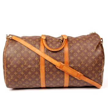 Louis Vuitton Keepall Weekend/Travel Bag 5477 (Authentic Pre-owned)