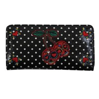 Banned Cherry Skull Purse - Buy Online at Grindstore.com