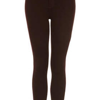 MOTO Aubergine Coated Joni Jeans - New In This Week  - New In