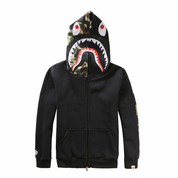 Shark  Men's Fashion  Hoodies Jacket [9511603143]