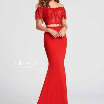Ellie Wilde EW118017- Red