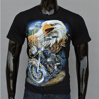Eagles Print T-Shirt