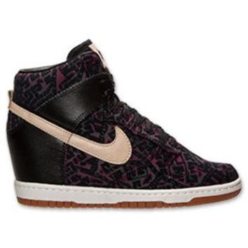 Women's Nike Dunk Sky High Premium Casual Shoes