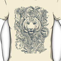 Tiger Tangle Women's T-Shirt