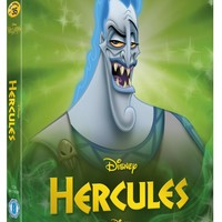 Hercules Special Disney Villains Cover [Blu-Ray]