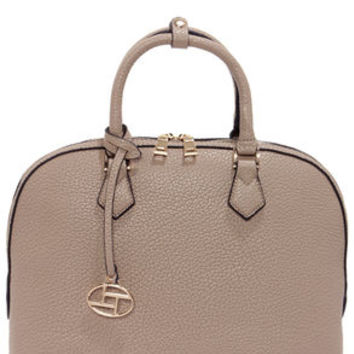 Just What the Doctor Ordered Beige Purse