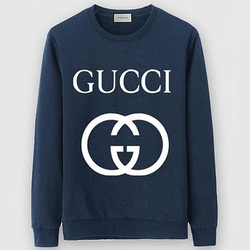 Boys & Men Gucci Casual Edgy Long Sleeve Sweater