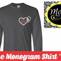 Nurse Monogram Shirt