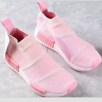 """Adidas"" Trending Fashion Casual Sports Shoes Pink Net"
