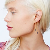 Free People Stone Topped Threaders