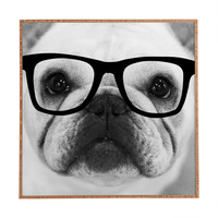 Allyson Johnson Hippest Frenchie Framed Wall Art