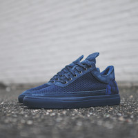 Filling Pieces Low Top - Navy Rizky / 3M