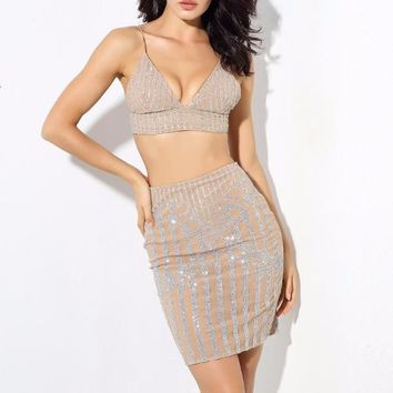 Sparkle Two Piece Set
