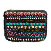 Beaded Wallet - from H&M