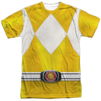 Power Rangers/Yellow Ranger Costume