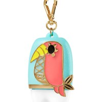 PocketBac Holder Gold-Tipped Bird
