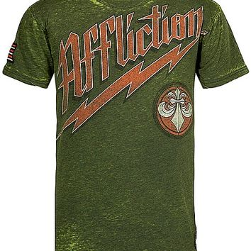 Affliction American Customs Milwaukee T-Shirt