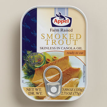 Appel Smoked Trout, Set of 2 - World Market