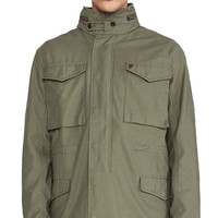 Farah 1920 The Ginsberg Jacket in Army
