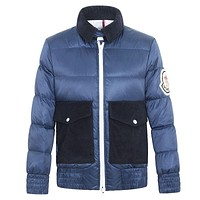 Moncler Men's Fashion Casual Cardigan Jacket Coat