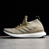 Best Online Sale Adidas Ultra Boost ATR Trace Mid Khaki Boost Men Sport Shoes CG3001