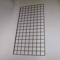 Wire Gridwall Panel 2 ft x 6 ft