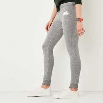Cozy Fleece Skinny Sweatpant