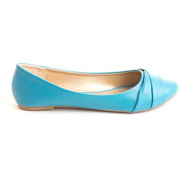 Soho Shoes Women's Casual Flat Slip On Ballet Loafers Comfy Flats US Size 6-11