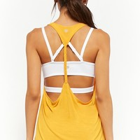 Active Braided Y-Back Top