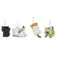 Neko Atsume Big Plushie Straps Vol. 5