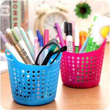 Cartoons Mini Creative Korean Storage Storage Basket = 4877852484