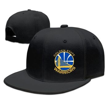Golden State Warriors Logo Funny Unisex Adult Womens Hip-hop Hats Mens Hip-hop Hat