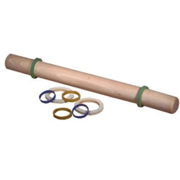 Rolling Pin and Rings Set