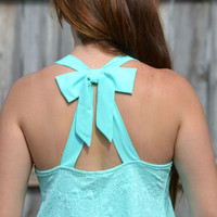 Wrapped In A Bow Tank