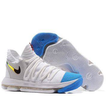 Nike Zoom KD 10  Fashion Casual Sneakers Sport Shoes