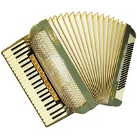 Horch Superior, 120 Bass, 14 Registers, German Piano Accordion, 611