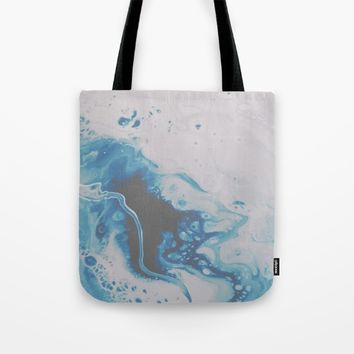 Atmospheric Tote Bag by DuckyB