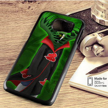 Zetsu Green Samsung Galaxy S4 S5 S6 Edge Plus S7 Edge Case Note 3 4 5 Edge Case