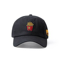 Fries Cap | Black
